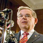 Senator Menendez, sponsor of The Mother's Act